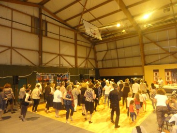 Participation à la Soirée de Saint-Martin du 07-05-2016